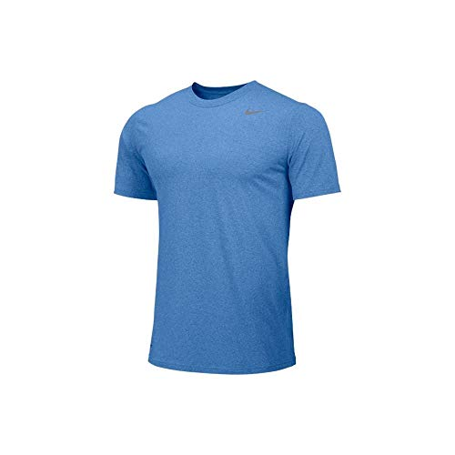 Nike Men's Legend Short Sleeve Tee, Light Blue, M