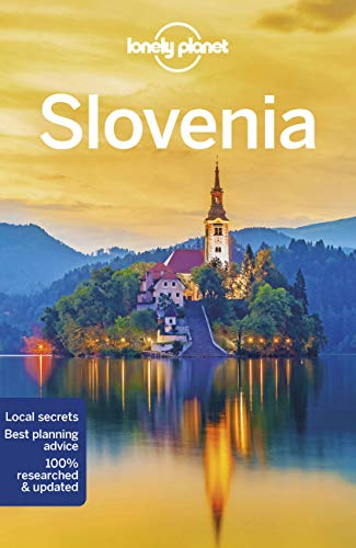 Lonely Planet Slovenia 9 (Country Guide)