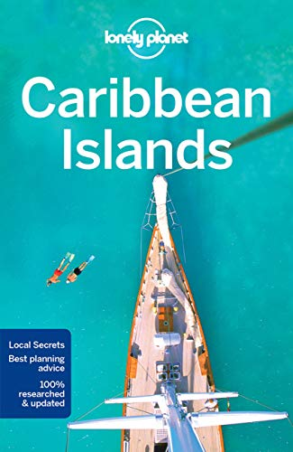 Lonely Planet Caribbean Islands (Multi Country Guide)