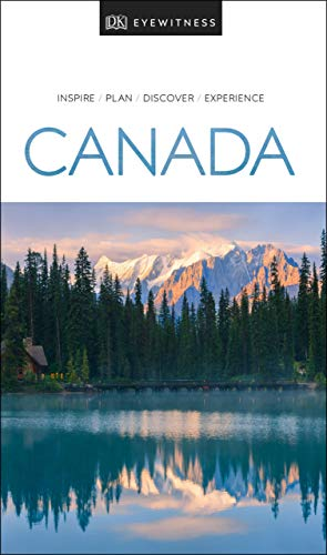 DK Eyewitness Canada (Travel Guide)
