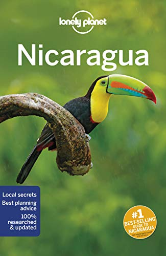 Lonely Planet Nicaragua 5 (Country Guide)