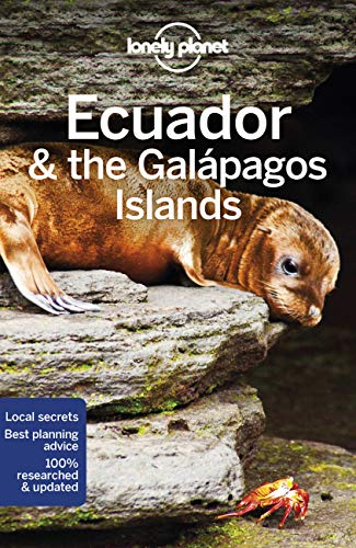 Lonely Planet Ecuador & the Galapagos Islands 11 (Country Guide)