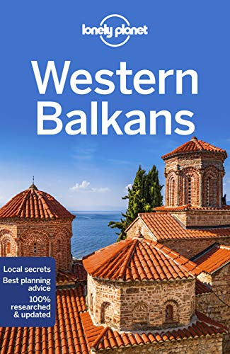 Lonely Planet Western Balkans 3 (Travel Guide)