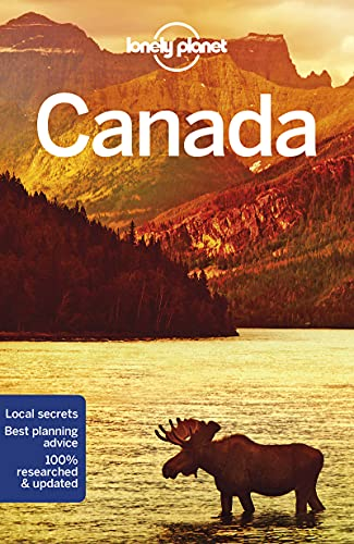 Lonely Planet Canada 14 (Travel Guide)