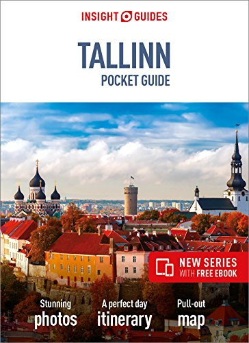 Insight Guides Pocket Tallinn (Travel Guide with Free eBook) (Insight Pocket Guides)