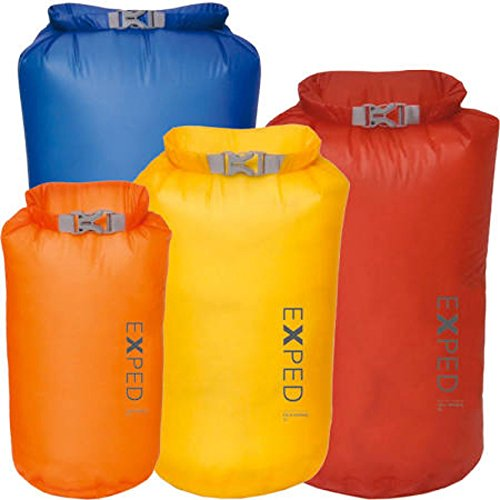 Exped Fold Drybag XS-L BS 4 Pack