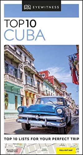 DK Eyewitness Top 10 Cuba (Pocket Travel Guide)