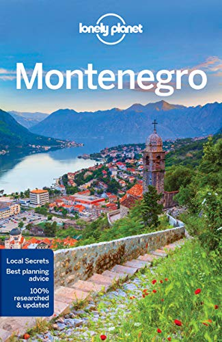 Lonely Planet Montenegro 3 (Country Guide)