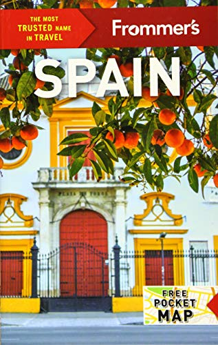 Frommer's Spain (Complete Guides)