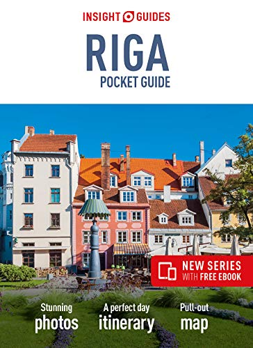 Insight Guides Pocket Riga (Travel Guide with Free eBook) (Insight Pocket Guides)