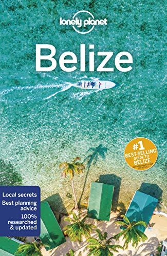 Lonely Planet Belize (Country Guide)