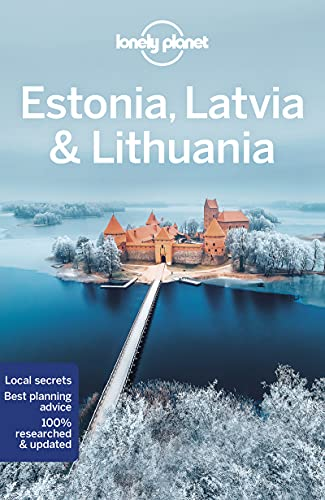 Lonely Planet Estonia, Latvia & Lithuania 8 (Multi Country Guide)
