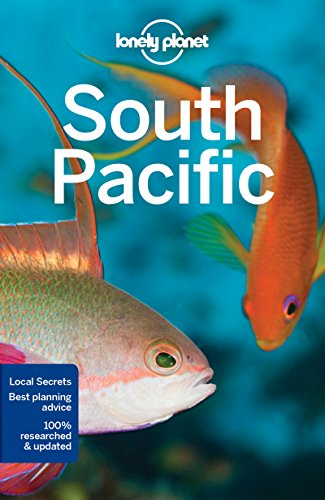 Lonely Planet South Pacific (Multi Country Guide)