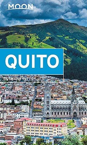 Moon Quito (Travel Guide)